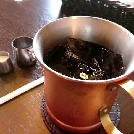星野珈琲店アイスコーヒー